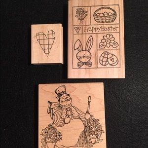 Rubber Stamp Bundle